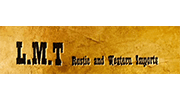 L.M.T. Rustic and Western Imports Logo