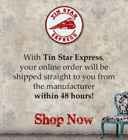Shop Tin Star Express