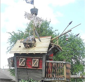The Pirate SHack